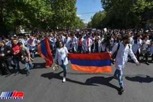 اوضاع ارمنستان به خط قرمز نزدیک شده است