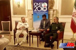 برگزاری رزمایش مشترک دریایی ایران و پاکستان