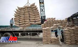 صادرات ماهیانه 800 تن سیمان سیستان به افغانستان