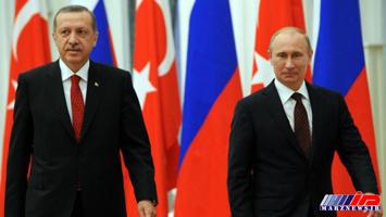 اردوغان می خواهد پا جای پای پوتین بگذارد