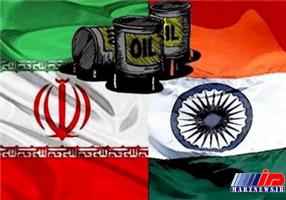 صادرات نفت ایران به هند به رکورد روزانه 700 هزار بشکه رسید