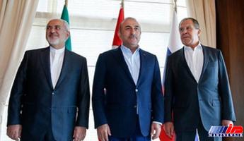 وزرای خارجه ایران، روسیه و ترکیه هفته آینده دیدار میکنند