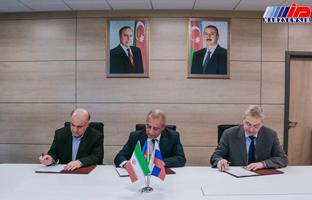 اتصال شبکه های برق ایران،جمهوری آذربایجان و روسیه بررسی شد