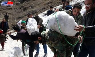 ورف چال ، آیینی برای مقابله با خشکسالی در مازندران
