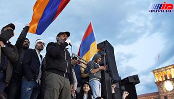 اعتراض ها در ارمنستان ادامه دارد
