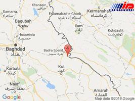 زلزله 4 ریشتری در مرز ایران و عراق