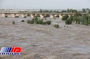هشدار درمورد طغیان رودخانههای خوزستان