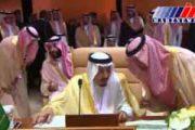 شاه سعودی: خواهان دست یابی به راه حل سیاسی در یمن هستیم!/ خواستار مقابله با رفتار ایران در منطقه هستیم