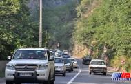 ترافیک در محورهای مازندران روان شد