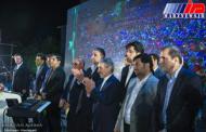 افتتاح بزرگترین مجموعه فرهنگی اجتماعی شمال کشور در ساری با حضور نوبخت (+عکس)