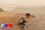 بارش باران و وزش باد شدید در ۱۸ استان کشور