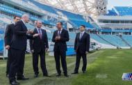 دیدار رئیس فیفا با پوتین