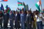 اتومبیلرانان مسابقات «دالان شمال - جنوب» به باکو رسیدند