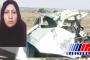 مرگ دلخراش خانم معلم در سانحه رانندگی