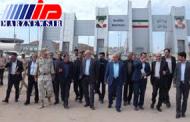 مرزهای ایران با عراق ظرفیت بالایی برای صادرات دارند