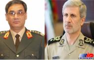 وزیر دفاع افغانستان وارد تهران شد