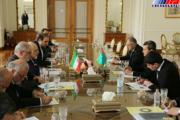 هیچ محدودیتی در توسعه روابط دوجانبه با ترکمنستان نداریم