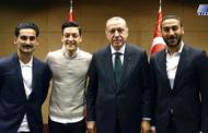 عکس گرفتن ملی پوشان آلمان با اردوغان دردسرساز شد
