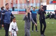المپیاد ورزشی محلات تبریز گشایش یافت