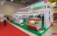 شرکت های ایرانی در نمایشگاه بین المللی صنایع غذایی باکو
