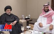 دیدار سفیر عربستان با مقتدی صدر
