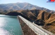 آب سدهای کردستان به 2 میلیارد متر مکعب افزایش یافت