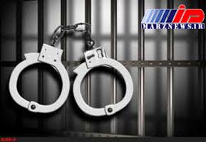قاتل فراری زن منوجانی دستگیر شد