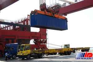 صادرات کالا از بندرلنگه 13 درصد افزایش یافت