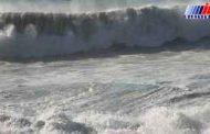 دریای مازندران مناسب شنا نیست