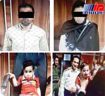 ماجرای رهایی کودک ربودهشده در حرم رضوی