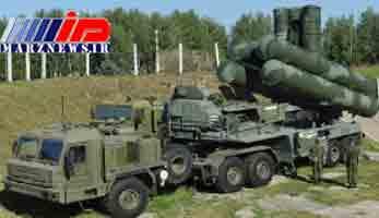 آزمایش موفقیتآمیز سامانه اس-۵۰۰