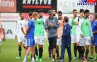 تمرین سنگین ملی پوشان فوتبال ایران در استانبول