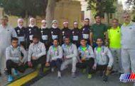 مسابقات بین المللی جهت یابی در باکو آغاز شد