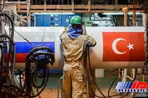 روسیه و ترکیه توافقنامه احداث خط لوله گاز امضا کردند