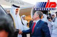 افتتاح خط دریایی بین اردن و قطر