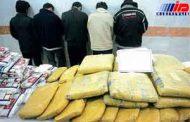 هفت تن مواد مخدر در جنوب شرق کشور کشف شد