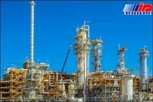 تولید گاز فازهای ٢٢ تا٢٤ پارس جنوبی آغاز شد
