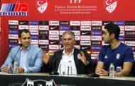 دیدار با ترکیه تاریخی و هدیه ای برای فوتبال ایران است