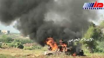 یمنی ها دهها مزدور سعودی را کشتند