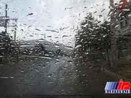 پیشبینی ۳ روز بارانی برای ۲۰ استان