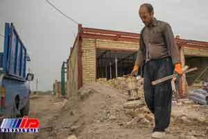 پس لرزه های گرانی در مناطق زلزله زده