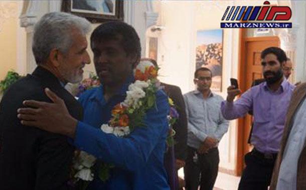 آزادی 4 ملوان بلوچ از بند دزدان دریایی سومالیایی