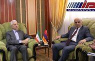 آمادگی ایران برای همکاری های علمی و فناوری مشترک با ارمنستان