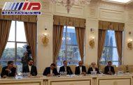 دیدار وزیر فرهنگ و ارشاد اسلامی با نایب رئیس مجلس جمهوری آذربایجان
