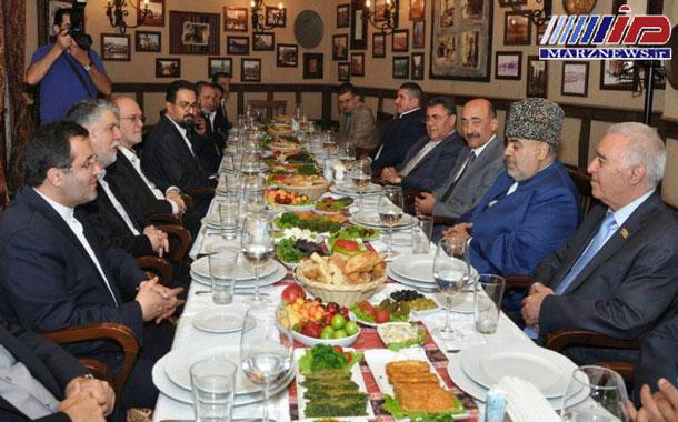 صالحی با رئیس اداره مسلمانان قفقاز دیدار کرد