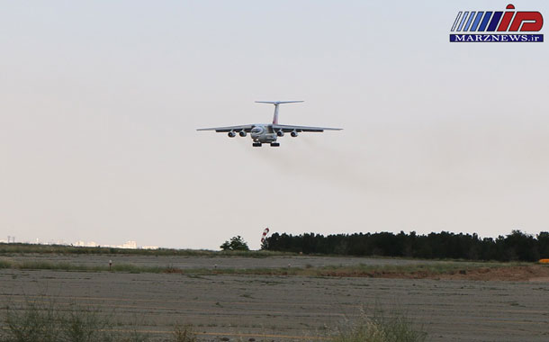 پروازهای کارگو به فرودگاه پیام از سر گرفته شد
