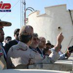 بازدید وزیر کشور از پاسگاه مرزی مختومقلی گلستان