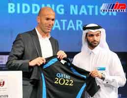 زیدان مربی تیم ملی فوتبال قطر می شود