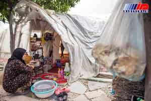 پایان خوش خانه به دوشان مناطق زلزله زده کرمانشاه