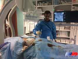 عمل دیالیز صفاقی برای نخستین بار درخوزستان انجام گرفت